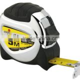 3m,5m,7.5m,8m,10m JH-89 covered tape measure with MID/ BSCI factory direct sale hand tools/measuring tools manufacturer
