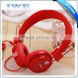 promotion product audifonos para celulares al por mayor 3.5mm wired bulk items over ear headphone headset OEM customize logo