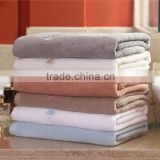 China Suppliers Hotel Hand Towels/100% Cotton Plain dyed hand towel In Bulk