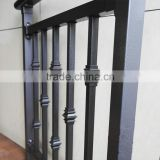 Top selling wrought iron for decorative garden fencing and used wrought iron fence panels