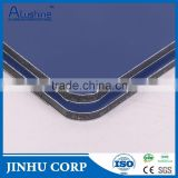 Alushine raw material wall cladding pe&pvdf coated ldpe plastic board acp aluminium composite panel(acp)