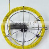 30/40m Cable Drain Sewer Pipe Inspection Camera, Underwater CCTV Video Inspection camera