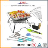 Guaranteed Quality Stainless Steel Charcoal Bbq Grills,Indoor Charcoal Bbq Grill,Bbq Grill