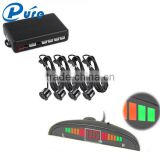 Wholesale car accessories car reverse parking sensor system reversing backup radar with 2/3/4 sensors optional