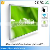 47inch Touch Screen Wifi Android platform industrial PC