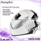 1MHz 40k Ultrasonic Liposuction Cavitation Slimming Machine Ultrasonic Cavitation Machine