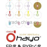 CD-R 52x Ohayo 8 Color