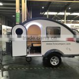 Mini caravan for travel Teardrop FS-9010