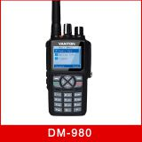 DM-980 Digital DMR Dual Mode Walkie Talkie 5W SMS Function VHF UHF