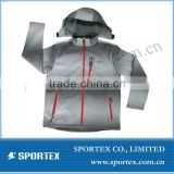 2016 OEM Hoody High Quality Breathable Ski Jacket, Waterproof Outdoor Jacket, Softshell Jacket