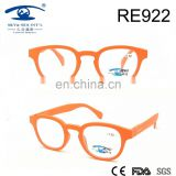 2017fashion spring orange young style PC reading glasses