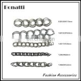 decorative stainless steel chains