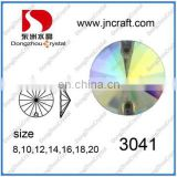 dongzhou crystal Crystal sew on rhinestones, sew on flat-backs , sew on crystal stones,sew on buttons