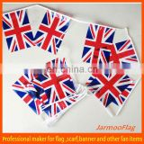 wholesale PE union jack bunting