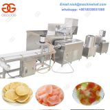 Shrimp Cracker Processing Line|Prawn Cracker Making Machine|Prawn Cracker Cutter Machine for Sale