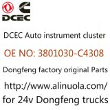 Dongfeng commercial vehicle instrument 3801030-C4308 heavy truck parts