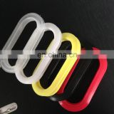 Plastic punch carton handle for carton box