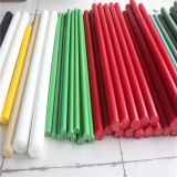 HDPE rod UHMW-PE bars wear resistance Polyethylene engineering plastic rods