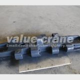 TEREX DEMAG CC1500 track pad crawler crane track plate undercarriage parts track shoe