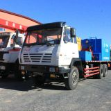 Convenient Chinese Hot Oil Truck for Oilfield