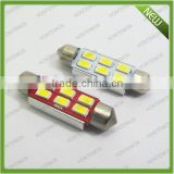 Low consumption 6SMD cob LED 5630 automobile decoration indoor light for Toyota Prius Nova