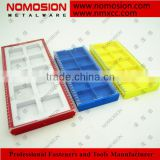 Milling carbide inserts plastic grid packaging box                                                                         Quality Choice