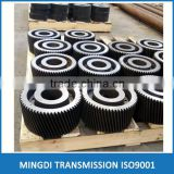 changzhou machinery Precision High Quality Casting Alloy Steel Cylindrical Gear & big module spur gear