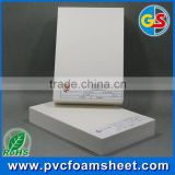 High quality factcory price high density PVC Celuka Form Board Advertising PVC Free Foam Foard