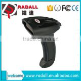 Hot sale small 1D finger barcode reader slot barcode scanner for warehouse logistic use