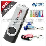 Swivel plastic usb flash drive , cheap USB 2.0 new products 2014