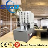 SG-08 electrical round corner cutting machine paper round cutter machine                                                                         Quality Choice