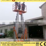 1~10m, mini scissor lift platform /small hydraulic scissor lift platform /scissor lift platform for wheelchair