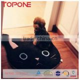 Cute shaped China manufacturer shaggy rugs carpet