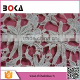 Colourful wholesale water dissolving lace