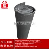 High density sound absorption eva foam with aluminum foil eva granule colorful eva roller toy stamp