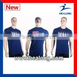 Custom Golf Gym Sports T Shirt Wear Manufacturer Sublimation Printing Softextile Bangladesh