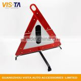 Iron Material Good Quality Traffic Tools Car Emergency Triangle Warning Sign