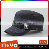 Custom design outdoor sun hat snapback cap sport hat