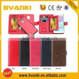wholesale alibaba For Samsung Galaxy NOTE 4 Leather Wallet Flip Pouch Stand Case Cover free sample