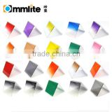 24-colors Square filters for Cokin P series Graduated ND2/ND4/ND8/Red/Blue/Green/Orange/Purple/ Pink/etc
