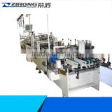 ZH-1050AC-II fully Auto corrugater carton box making line machine in China for 4 6 corner
