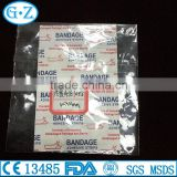 Wound Care PE Transparent Custom Band Aid Plaster