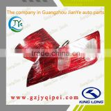 KLQ6793 6795 6840 6883 6885 6966 Kinglong bus parts combination tail light rear back lamps