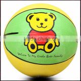 "5 inch rubber mini basketball,5"" basketball balls,5"" mini pro rubber basketball"