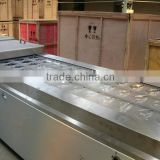 stretch film full-automatic thermoforming vacuum packing machine with CE certificate                                                                                                         Supplier's Choice