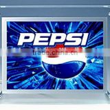digital photo frame acrylic led light letter light box display