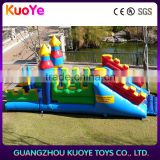 new jumping toys inflatable obstacle, kids inflatable entertainment kids play games,inflatable bouncer obstacle factory