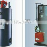 cast iron boilers LHS series gas oil fired steam boilers