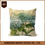 Throw Pillow Factory Fashion Gift Household Decorative Case Linen Cotton Cushion For Sofa