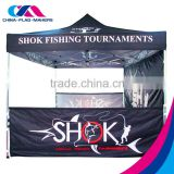 custom advertise logo print 3mx4.5m pop up canopy design,exhibition display 3mx4.5m pop up canopy